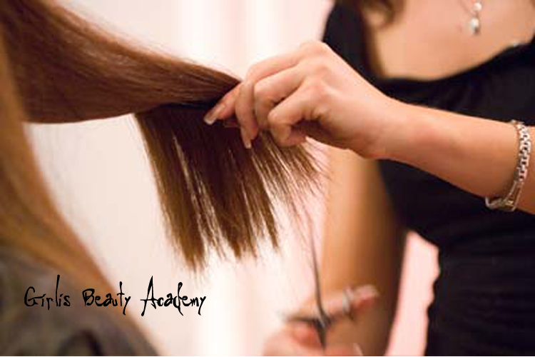 Girlis Beauty Academy Hair Extension Cutting Course Girlis Beauty